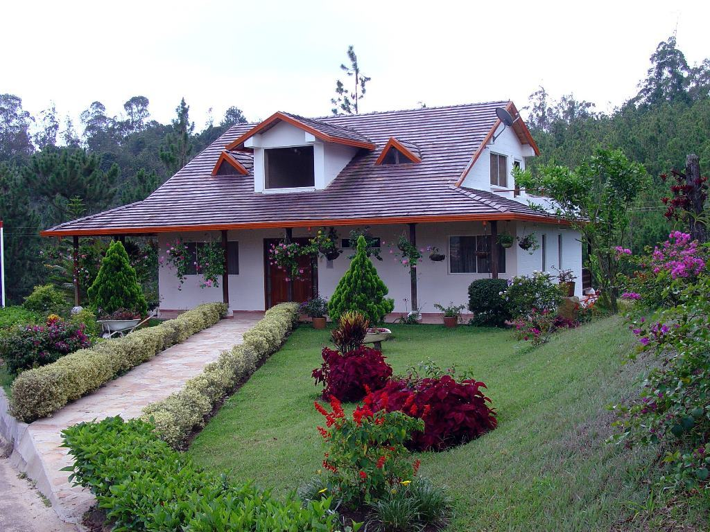 Casas campestres imagui - Decoracion de casas prefabricadas pequenas ...